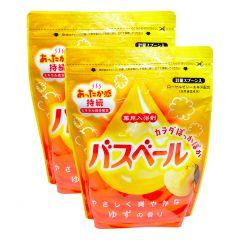 MERCARI - FRAGRANCE BATH AGENT 540G X 2 PACKS (YUZU / ROSE) (PARALLEL IMPORT GOODS) MERCARI_ALL