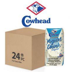牛頭牌- 原味乳酪飲品200ml 24支原箱優惠裝