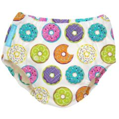Charlie Banana® 兩用游泳及學習褲 - Delicious Donuts (4 碼)