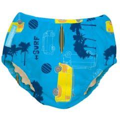 Charlie Banana® 兩用游泳及學習褲 - Malibu (4 碼)