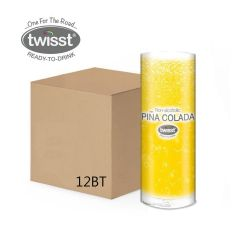 Twisst - Austria Twisst Mocktail - Pina Colada 12 x 240 ml 9004380002204-12
