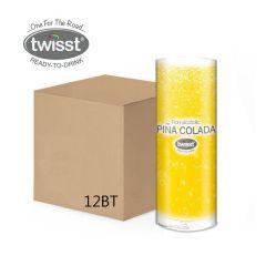 Twisst - Austria Twisst Mocktail - Pina Colada 12 x 240 ml 9004380002204-12