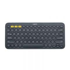 Logitech - K380 Multi-Device Keyboard (English Version) (Dark Grey) 920-007596