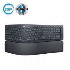 Logitech - K860 人體工學無線鍵盤 920-010111