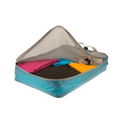 SEA TO SUMMIT 旅行雜物網袋 Travel Garment Mesh Bag L-Blue/Grey-Blue-ATLGMBLBL 9327868038558
