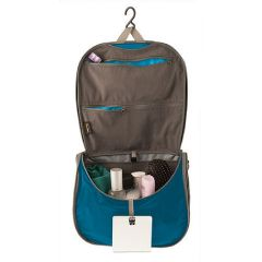 SEA TO SUMMIT 梳洗袋 Travel Hanging Toiletry Bag L-Blue/Grey-ATLHTBLBL- L 9327868038633