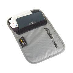 SEA TO SUMMIT 證件袋 Passport Pouch RFID S-Grey-ATLNPRFIDS 9327868046515