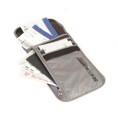 SEA TO SUMMIT - Neck Wallet RFID-Grey-ATLNWRFID 9327868046539