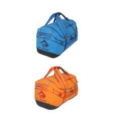 SEA TO SUMMIT - Nomad Duffle 90L ADUF90 (Blue/Orange) 93278680674