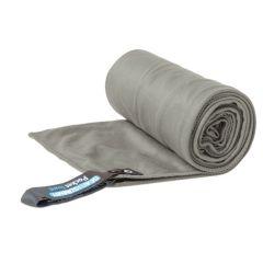 SEA TO SUMMIT 快乾毛巾 Pocket Towel Large-Grey-APOCTL- L 9327868067657
