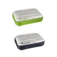 SEA TO SUMMIT - Aeros Down Pillow Regular APILDOWNR (Grey/Lime) 93278680975