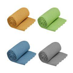 SEA TO SUMMIT - Airlite Towel-S AAIRS (Grey/Lime/Orange/Pacific Blue) 93278680_S_AAIRS
