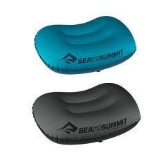 SEA TO SUMMIT - Aeros Ultralight Pillow Regular APILULR (Aqua/Grey) 9327868_reg_API