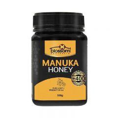 Blossom Health 400+ 500g Manuka Honey 9337469000359