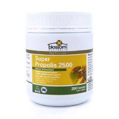 Blossom Health Super Propolis 2500mg 200 caps 9337469000458