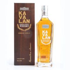 噶瑪蘭經典單一麥芽威士忌 700ml (連2隻 Riedel Glass - 數量有限