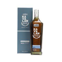 Kavalan - Distillery Select (No. 2) 700ml  x 1 btl 934-24-R