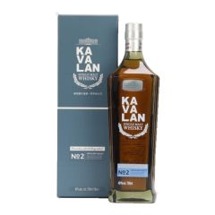 Kavalan Distillery Select No.2 - 700ml x 1 Bottle (with 1pc Glencairne Glass - Stock subject to remaining unsold) 934-24