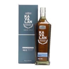 噶瑪蘭珍選單一麥芽威士忌 No. 2 - 700ml (送Glencairne Glass 1隻 - 數量有限