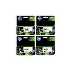HP - 965xl C/M/Y/K genuine ink set 965xlset
