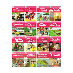 Oxford University Press - Oxford Story Tree - Core & More Stories Level 5 (共16本書) 9780199415106