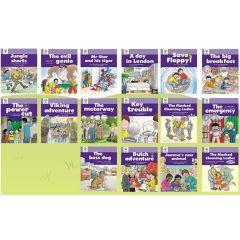 Oxford University Press - Oxford Story Tree - Core & More Stories Level 6 (共16本書) 9780199415113