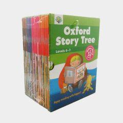 Oxford University Press - 牛津 Oxford Story Tree 兒童故事書超值套裝 level 4-7 (共52冊) 9780199415137