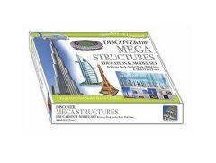 NPP - Wonders Of Learning Discover Mega Structures Educational Model Set 9781786901361