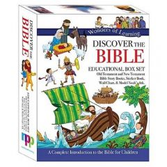 NPP - Wonders Of Learning Discover The Bible Educational Box Set 9781786901378