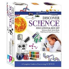 NPP - Wonders Of Learning Discover Science Educational Box Set 9781786902962