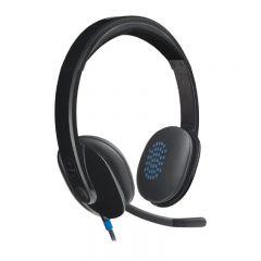Logitech - H540 USB Computer Headset 981-000481