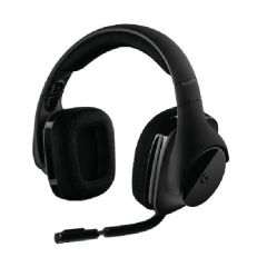 Logitech - G533 Wireless DTS 7.1 Surround Gaming Headset 981-000636