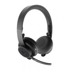 Logitech - Zone Wireless Bluetooth Headset USB-C 981-000915