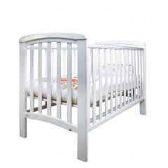 TROLL - 嬰兒床 (北歐白樺實木)