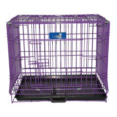 A1109-D PIGEON - Painted dog cage (2 colors)