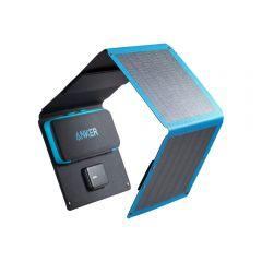Anker - PowerSolar Flex 24W 3輸出太陽能充電器 I 黑色