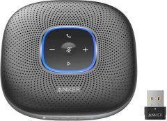 Anker POWERCONF+ 藍牙 會議喇叭 / 連USB藍牙接收器  - 黑色 (A3306011)