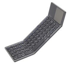 ATN A80 FOLDING BLUETOOTH KEYBOARD GRAY