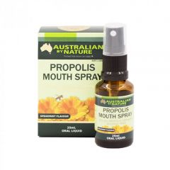 Australian by Nature Propolis Mouth Spray (Alcohol Free) 25ml ABN00599