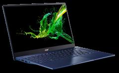 "Acer Swift 5 14"" 筆記型電腦 /FHD Touch/Intel Core i7-1065G7/16GB/1TB SSD/NVIDIA MX350/Win 10 家用版 - 藍色 (SF514-54GT-79LG)"