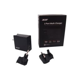 Acer 2 Port Multi-Charger (NP.HKAFE.002)