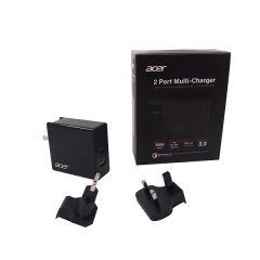 Acer 2 Port Multi-Charger (NP.HKAFE.002)