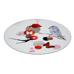"Faux Australia Series Limited Edition - Marc Standing 12"" plate"