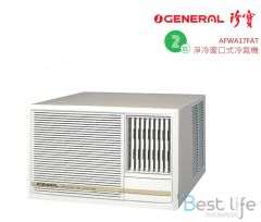 General 2HP Window Type Air Conditioner (Cooling Only Type) AFWA17FAT AFWA17FAT