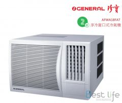 General 2HP Window Type Air Conditioner (Cooling Only Type) AFWA18FAT AFWA18FAT