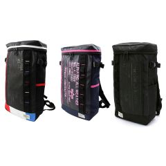 Alpha Industries - 40056 Square Box Type Backpack (3 Colors) AI40056