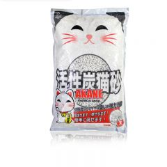 AK810CH300 AKANE - Activated carbon Paper Cat Litter