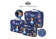 愛麗絲夢遊仙境 - 行李收納袋套裝  (1套3件裝)