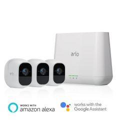 ARLO Pro 2 無線網絡攝影機3鏡套裝 (VMS4330P)