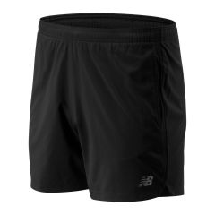 New Balance - Mens Athletic Accelerate 5IN Short Black AMS93187_BK